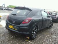 Vauxhall Corsa D Black Edition 1.4 Turbo **BREAKING** 2013 13 ** only 18K