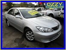 2006 Toyota Camry MCV36R 06 Upgrade Altise Limited Silver 4 Speed Automatic Sedan Minto Campbelltown Area Preview