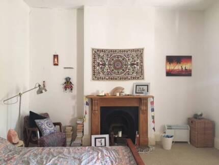 Master bedroom in Petersham terrace