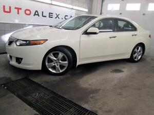 2010 Acura TSX Premium CUIR TOIT OUVRANT AUTO A/C MAGS