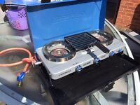 CAMPINGAZ XCELERATE 400ST twin ring cooker