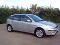 Ford Focus 1.6 Giha Full Service History Low Miles