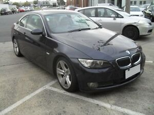 2006 BMW 335i E92 Blue 6 Speed Steptronic Coupe Moorabbin Kingston Area Preview