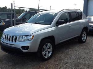 2011 Jeep Compass North Edition $6995 MIDCITY  1831 SASK AVE