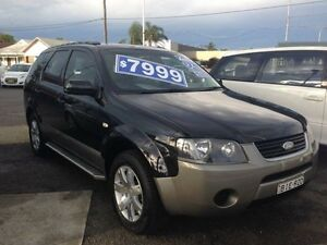 2006 Ford Territory SY TX (RWD) Black 4 Speed Auto Seq Sportshift Wagon Broadmeadow Newcastle Area Preview