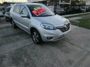 2014 Renault Koleos H45 Phase III Bose SE (4x2) Silver Continuous Variable Wagon New Lambton Newcastle Area Preview