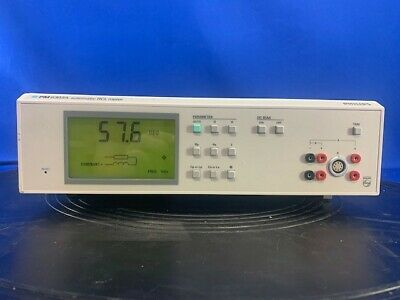 Philips PM6303A LCR Meter