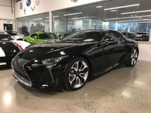 2018 Lexus LC PERFORMANCE PKG RWD CARBON ROOF