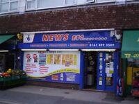 NEWSAGENTS BUSINESS Ref 143787