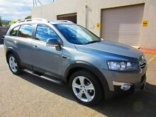 2011 Holden Captiva CG MY10 LX AWD Ironite 5 Speed Sports Automatic Wagon Unley Park Unley Area Preview