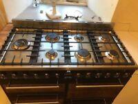 SMEG SYD4110BL Symphony Range Cooker
