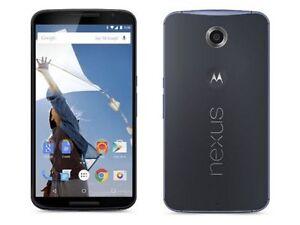 NEXUS 6 32 GB - UNLOCKED + WIND / FREESOM