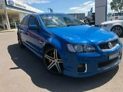 2012 Holden Commodore VE II MY12.5 SS V Z Series Blue 6 Speed Sports Automatic Sedan Goulburn Goulburn City Preview
