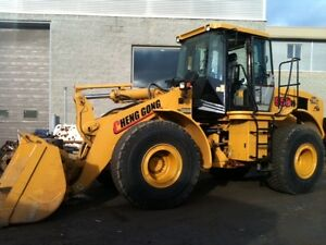 2009 wheel loader Chenggong CG958H -- Seulement 1650 heures