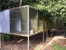 Five bay elevated bird aviary for sale Kuranda Tablelands Preview