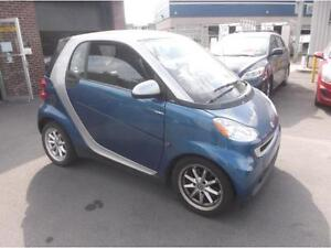 2009 SMART FORTWO PASSION, TOIT PANORAMIQUE $5995