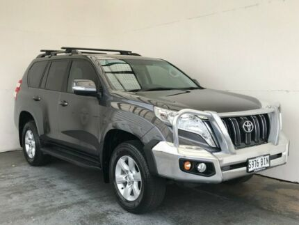 2015 Toyota Landcruiser Prado GDJ150R GXL Graphite Grey 6 Speed Sports Automatic Wagon Mount Gambier Grant Area Preview