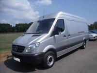MERCEDES SPRINTER 311 CDI LWB HIGH ROOF Silver Manual Diesel, 2007