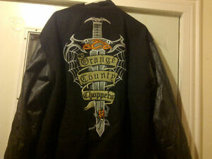 $70 or best offer: Orange County Choppers Jacket size: L