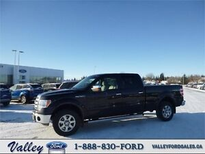 RARE COLOR WITH NAVIGATION! 2013 Ford F-150 Lariat CREWCAB