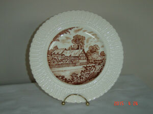Anne Hathaway's Cottage Plate - Royal Cauldon