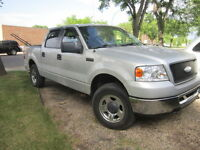 **** REDUCED MUST SELL 2006 F-150 Supercrew 4x4 ****