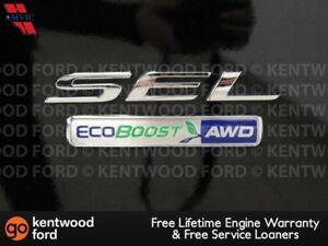 2017 Ford Edge SEL AWD, NAV, sunroof, heated power leather seats