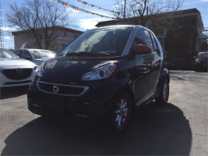 2014 SMART FORTWO ELECTRIC DRIVE PASSION (33,000 KM, GARANTIE!!)
