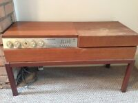 Furgerson record/radio player