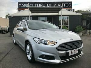 2017 Ford Mondeo MD Ambiente TDCi Silver 6 Speed Automatic Hatchback Morayfield Caboolture Area Preview