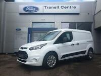 NEW Ford Transit Connect 1.6TDCi 95PS SWB Trend, Silver + A/C - Onsite