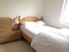 Double Bedroom in a very Clean and Quiet Flat Near ARI Hospital