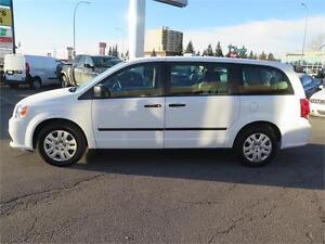 2015 Dodge Grand Caravan CVP, V6, Low KMS