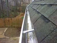 Are your Eaves clogged in Winnipeg and surrounding Area