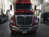 2010 International Prostar Premium, Used Sleeper Tractor