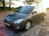 2008 (08) Hyundai i30 Style, 1591cc Petrol, 5 Speed Manual, FULL SERVICE HISTORY
