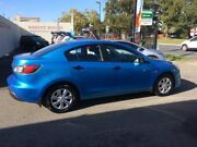 2010 Mazda 3 BL 10 Upgrade Neo Blue 6 Speed Manual Sedan West Croydon Charles Sturt Area Preview