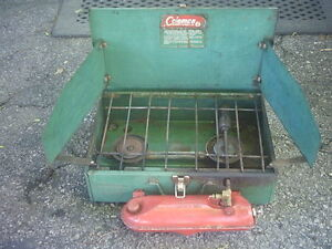 Poele pour camping Coleman / Camping stove