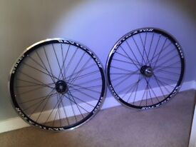 Navigator Street Wheelset double sided fixed (New never used))