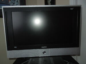 Sanyo  HD LCD TV