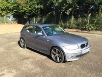 2005.05.BMW 120D.SPORT.FIVE DOOR.TURBO DIESEL.