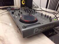 Pioneer DDJ T1 Midi Controller & Headphones. Great bit of kit for beginners or experienced DJ,s