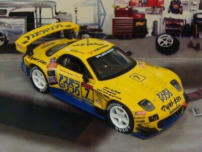 Used, MAZDA RX-7 Japan GT Car Championship Racer 1/64 Scale Limited Edition X for sale  Shipping to India