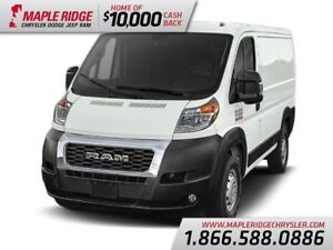 2019 RAM ProMaster 1500 Low Roof 136 in. WB