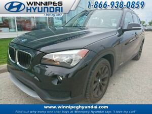 2013 BMW X1 xDrive28i Leather Heated Seats Sunroof