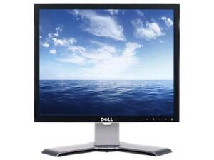 Ultrasharp Monitor High Resolution Dell 19 inch LCD Screen
