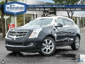 2011 Cadillac SRX AWD BLACK ON BLACK HEATED SEATS REMOTE START