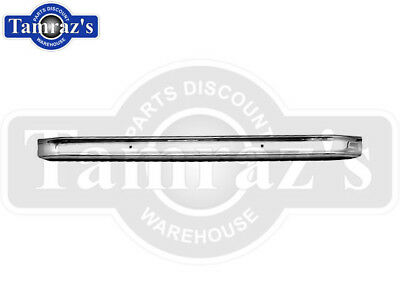 66 77 Ford Bronco - 66-77 Ford Bronco Bumper Front or Rear CHROME PLATED New Goodmark