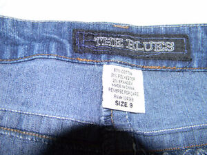 Dressy Jean Mini with sequence   Size 9 - fits a bit smaller (yo Windsor Region Ontario image 2