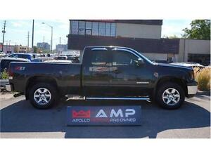 2011 GMC Sierra 1500 4x4 5.3L Leather Chrome All terrain Offroab